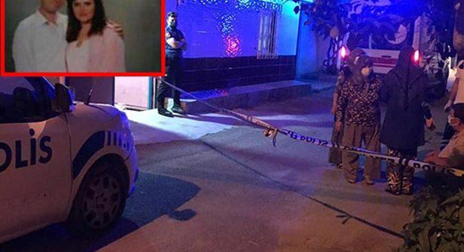 Manisa'da Sadriye Şen eşi Recep Şen tarafından öldürüldü