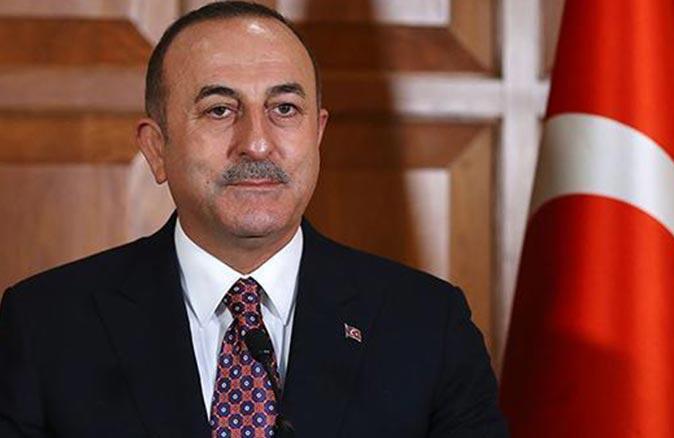 Dışişleri Bakanı Mevlüt Çavuşoğlu KKTC'ye gidiyor