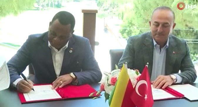 Dışişleri Bakanı Mevlüt Çavuşoğlu'ndan kritik görüşmeler