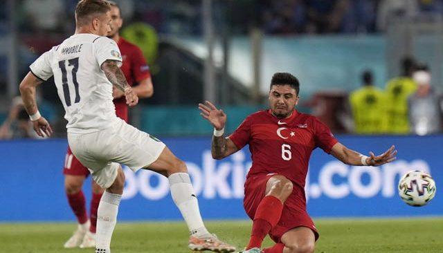EURO 2020 Avrupa Şampiyonası'nda ilk mağlubiyet
