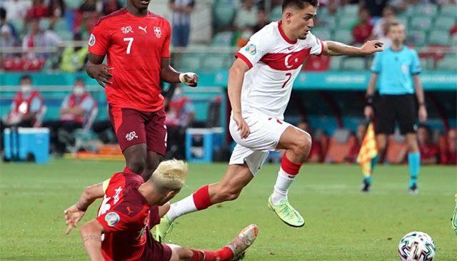 Milli Takım, İsviçre engelini aşamadı!  EURO 2020'ye veda etti