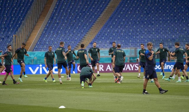 Türkiye-İtalya maçının 11'leri belli oldu!