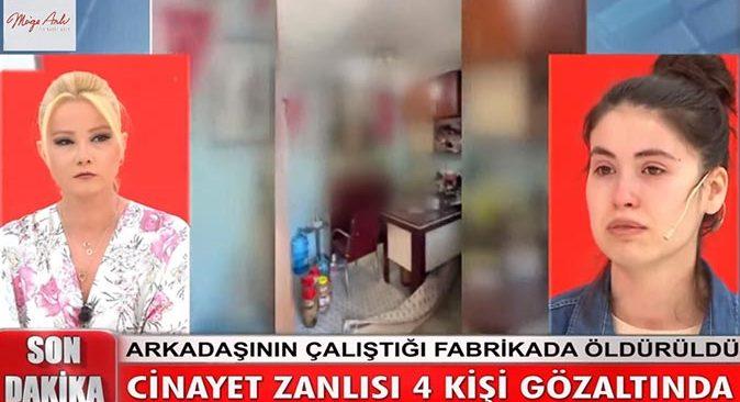 Cinayet Müge Anlı'nın programında aydınlatıldı! 4 kişi gözaltına alındı