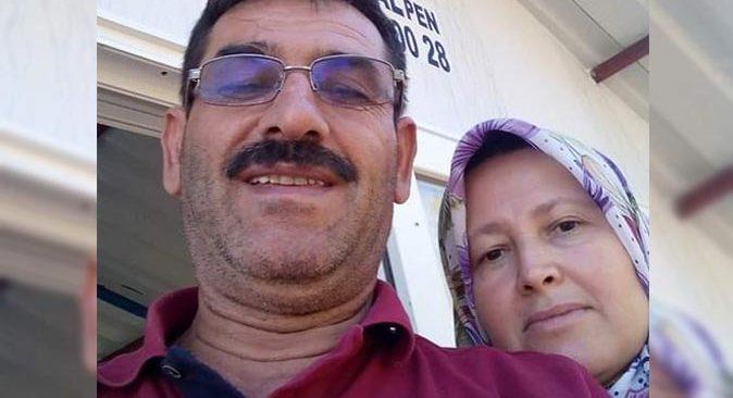 Antalya'da Süleyman Kara silahını temizlerken eşi Aysel Kara'yı öldürdü