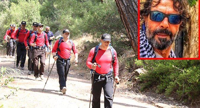Antalya'da kaybolan dağcı Mustafa Yıldırım 15 gündür aranıyor