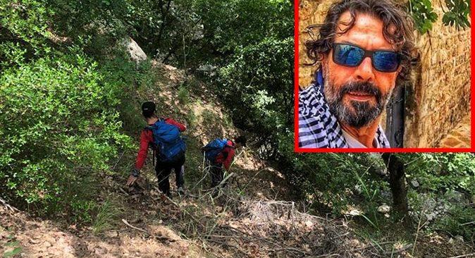 Antalya'da kaybolan dağcı Mustafa Yıldırım her yerde aranıyor!