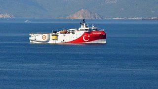 Türkiye Ege Denizi'nde NAVTEX ilan etti