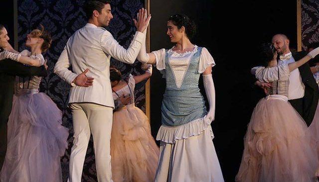 Devlet Tiyatroları 11. Antalya Uluslararası Tiyatro Festivali başladı