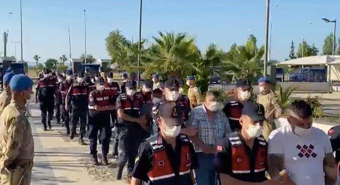 Antalya'daki 'kasırga' operasyonunda flaş gelişme! Adliyeye sevk edildiler