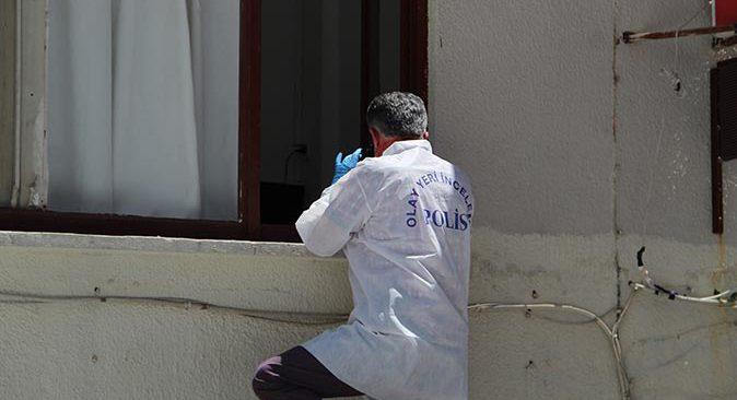 40 yaşındaki Mehmet Mutlu Kurtlar pansiyon odasında ölü bulundu