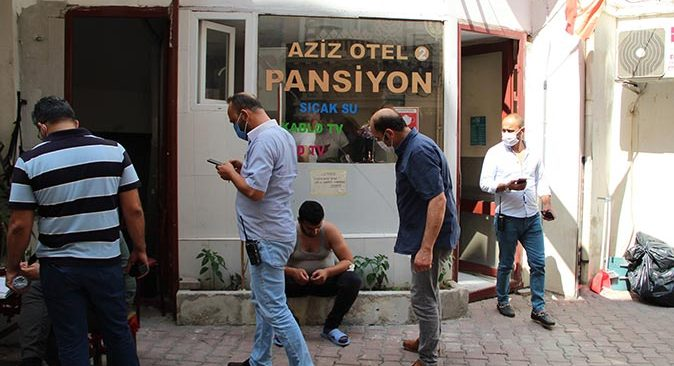 Sefa Bahri Bayrakçeken Antalya'da kaldığı pansiyonda ölü bulundu