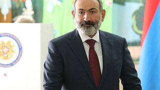 Ermenistan'daki erken parlamento seçiminin kazananı Paşinyan oldu