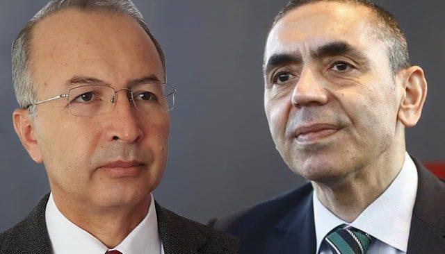 Antalyalı Prof. Dr. İbrahim Keser'den Prof. Şahin'e çağrı...
