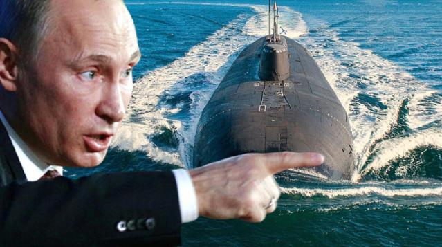 Son 30 yılda üretilen en büyük denizaltı! Belgorod