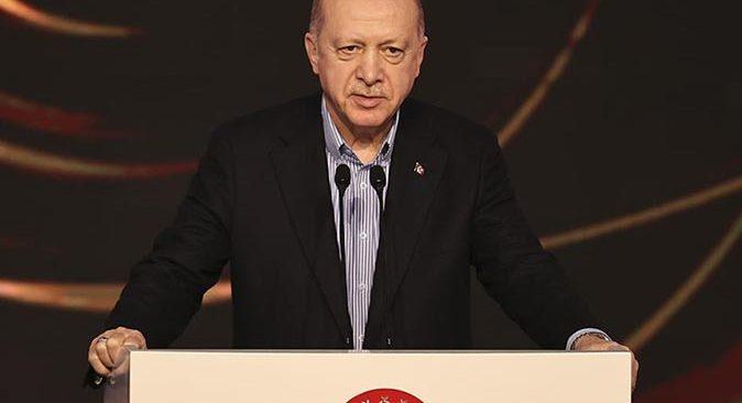 Cumhurbaşkanı Recep Tayyip Erdoğan, 'Yerli aşı tamamlanınca tüm insanlıkla paylaşacağız'