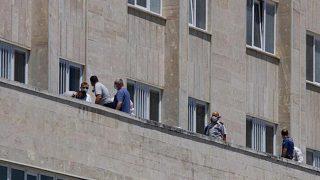 Samsun'da araştırma görevlisi sekizinci kattan düşerek hayatını kaybetti