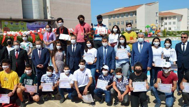 Antalya'da düzenlenen satranç turnuvası sona erdi