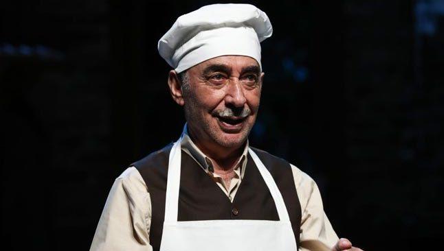 Antalya Açıkhava Tiyatrosu ünlüleri konuk ediyor...