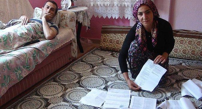 Antalya'da engelli eşine maaş bağlatmak için başvurdu, hayatının şokunu yaşadı