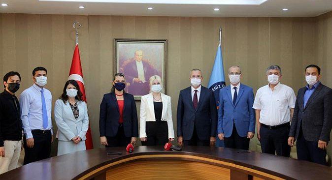 Akdeniz Üniversitesi, Büyükşehir Belediyesi ve ASAT'tan örnek protokol