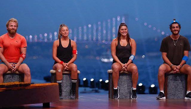 Survivor'da kim elendi, yarı finalde kim veda etti? 24 Haziran Survivor finalistleri SMS sonuçları ile belli oldu!