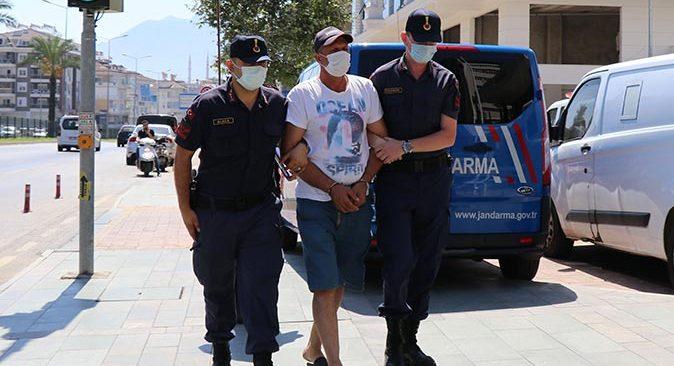 Tarihi eser kaçakçısı Antalya'da yakalandı!