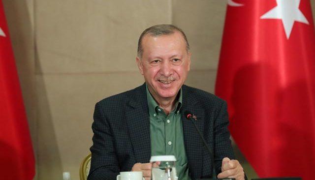 Cumhurbaşkanı Erdoğan: Aşılamada hedef 18 yaşına kadar inmek