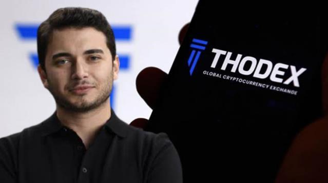 Thodex'in banka hesabına haciz konuldu