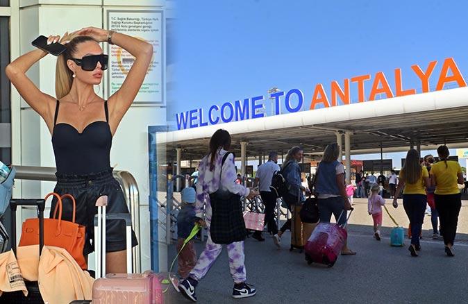 Antalyalı turizmciler Almanya'nın kararının ardından gözünü Rusya'ya çevirdi