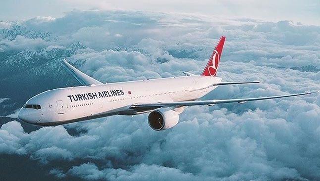 THY, günlük 863 uçuşla son 15 ayın rekorunu kırdı