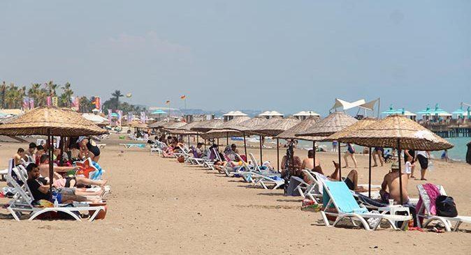 Antalyalı turizmcilerde Rus turist sevinci
