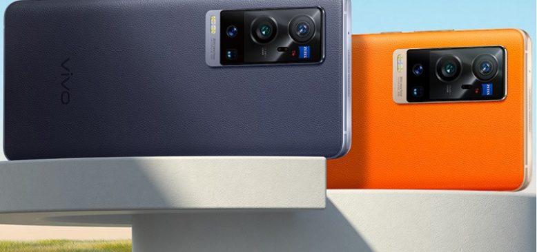 Bu telefon ateş ediyor: Karşınızda Vivo X60t Pro Plus