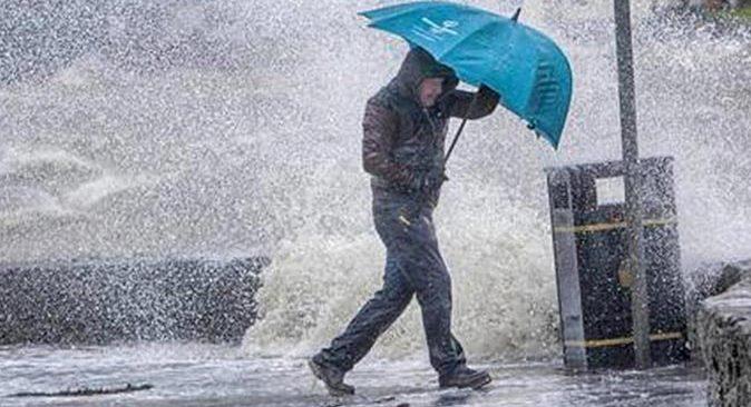 Meteoroloji'den İstanbul, Edirne, Tekirdağ, Çanakkale, Kocaeli ve Kırklareli için sarı uyarı!