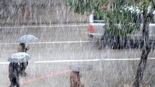 14 Haziran Pazartesi Antalya'da hava durumu! Meteorolojiden 8 ilçeye kuvvetli yağış uyarısı...
