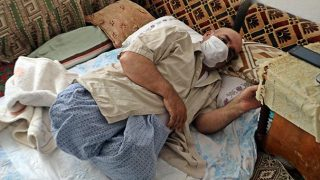 Herediter Spastik Paraparezi hastası adam bacaklarını kaybetti