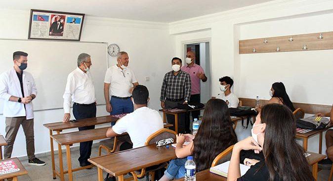 Ahmet Erkal kurs merkezinde yeni eğitim öğretim yılı başladı
