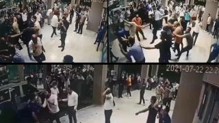 Korona virüsten ölen şahsın yakınları sağlık çalışanları ve polislere saldırdı
