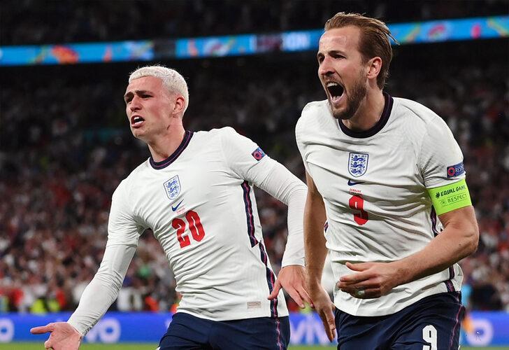 Finalin adı belli oldu! İtalya'nın rakibi İngiltere...