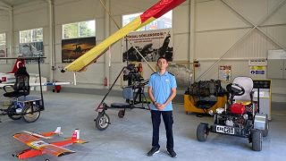 17 yaşındaki Efe Can Çakal hurda parçaları toplayıp üç ayrı araç yaptı