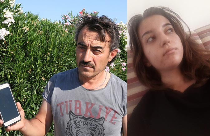 Antalya'da yaşayan 17 yaşındaki Zeynep Kaplan bir haftadır kayıp