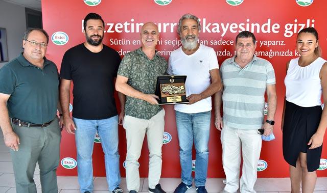 OSB Başkanı Bahar: Sanayicilerimizin ve firmaların elde ettiği her başarı Antalya için bir gurur vesiledir