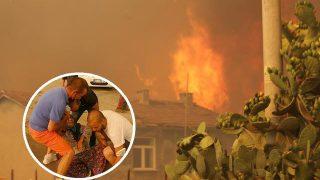Son dakika! Antalya'da yangın bir mahalleye daha sıçradı... Vatandaşlar canını zor kurtardı!