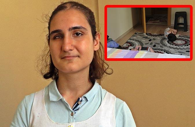 Antalya'da evde bitkin halde bulunan 4 çocuğun annesinden açıklama