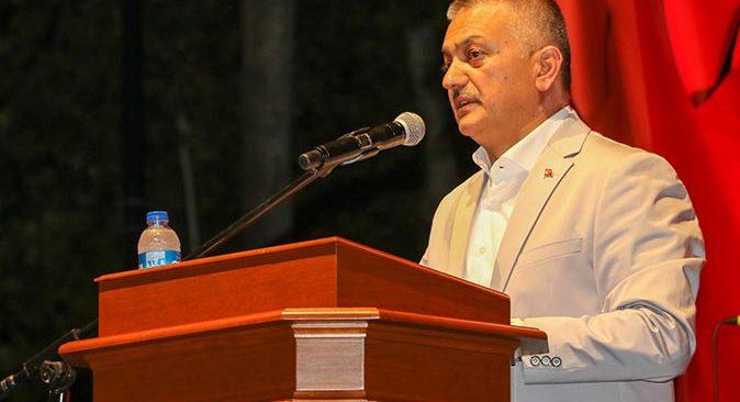 Antalya Valisi Ersin Yazıcı, 'Bağımsızlık mücadelesi verdik'