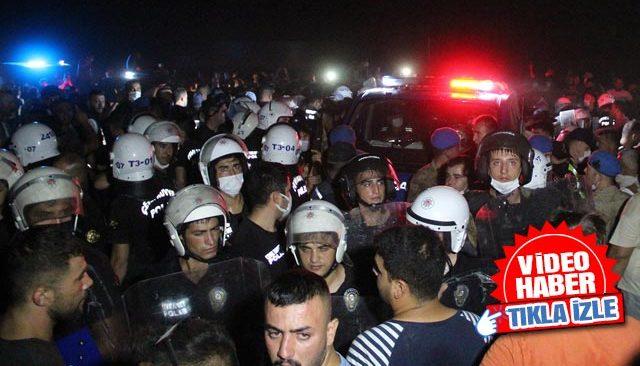 Manavgat'ta 'ormanı yaktılar' infiali: Öfkeli grup iki kişiye saldırdı