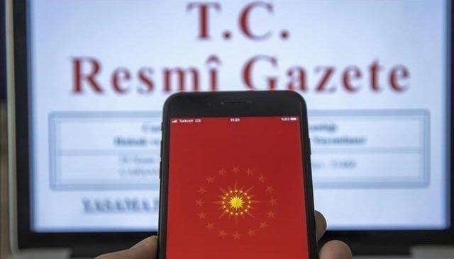 HSK'nin bazı il ve mahkemelerin yargı çevrelerinin belirlenmesine ilişkin kararı Resmi Gazete'de yayımlandı