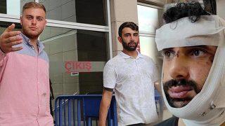 AA muhabiri Biçeroğlu'na çirkin saldırı! Trafik magandaları serbest bırakıldı