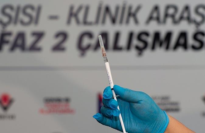 Bakan Mustafa Varank: VLP aşı adayımızın 2. dozlar uygulanmaya başlandı