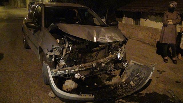 Antalya'da kaza yapan aracın sürücüsü kayıplara karıştı