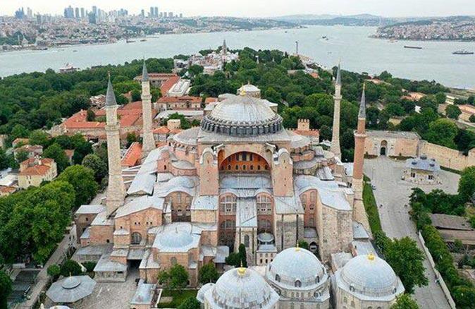 Dışişleri Bakanlığı Sözcüsü Tanju Bilgiç: Ayasofya ve Kariye Türkiye Cumhuriyeti'nin mülküdür ve titizlikle korunmaktadır